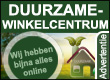 banner duurzame winkelcentrum